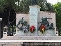 World War II Memorial Sculpture in Titov Park - panoramio.jpg