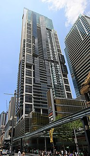 building complex in the Sydney Central Business District, New South Wales, Australia