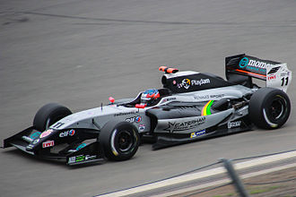 Will Stevens - Stevens during the 2014 Formula Renault 3.5 Series season at the Nürburgring.