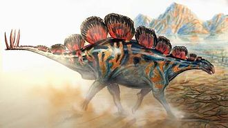 Valanginian - Wuerhosaurus
