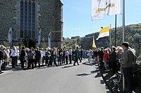 Wuppertal - Beyenburger Freiheit - Himmelfahrtsprozession 09 ies.jpg