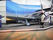 Yak 3 Musee du Bourget P1010974