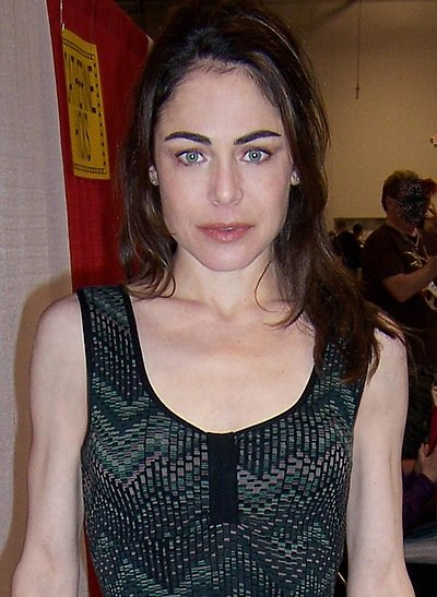 Yancy Butler, American television and film actress