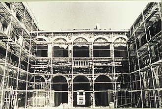 Suzanne Dellal Center for Dance and Theater - Yerushalmi Building 1989