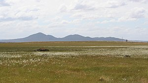 The You Yangs are a series of granite peaks th...