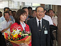 Yuka Kato and Minoru Yamawaki (2012.09.07) 2.jpg