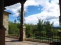 Yuste. Pórtico del palacio..TIF