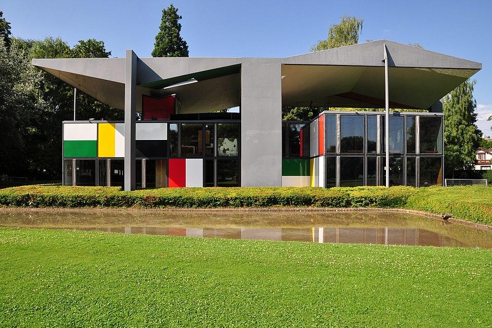 Zürich - Seefeld - Corbusier - Heidi Weber Museum IMG 1552
