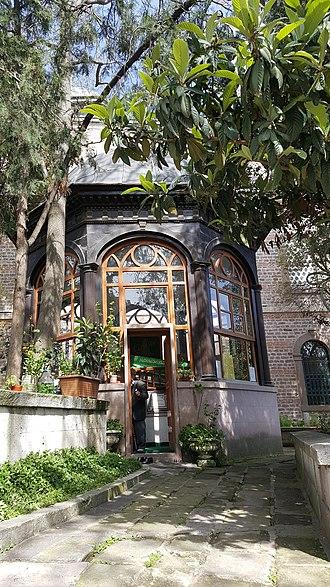Zagan Pasha - Image: Zağanos paşa türbesi