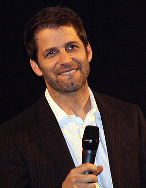 English: Zack Snyder at a premiere for Sucker ...