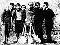 Zespół Dzikusy, 1966 r.jpg