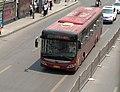 Zhengzhou Bus Route B21 using ZK6128HGK, 20170520.jpg