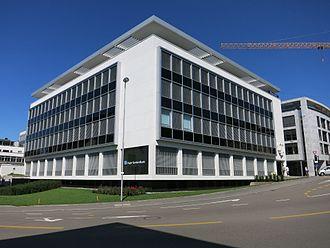 Zuger Kantonalbank - Image: Zug Kantonalbank
