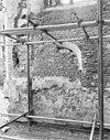 zuid-transept oost wand - haastrecht - 20099505 - rce