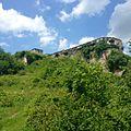 Zvornik fortress main structure.jpg