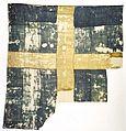 Zweedse scheepsvlag - buitgemaakt - admiraal Van Wassenaer Obdam - Slag in de Sont - 8 november 1658.jpg