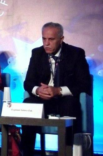 Zygmunt Solorz-Żak - Zygmunt Solorz-Żak (2013)