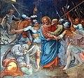 """""""L'arresto di Gesù con Simon Pietro che taglia l'orecchio al servitore"""" di Paris Nogari.jpg"""