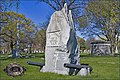 """""""The Rock of Chickamauga Memorial"""" -- Rosehill Cemetery Chicago (IL) April 2012 (6939785424).jpg"""