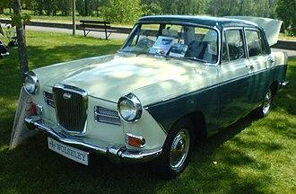 Wolseley 15/60 - 1969 Wolseley 16/60