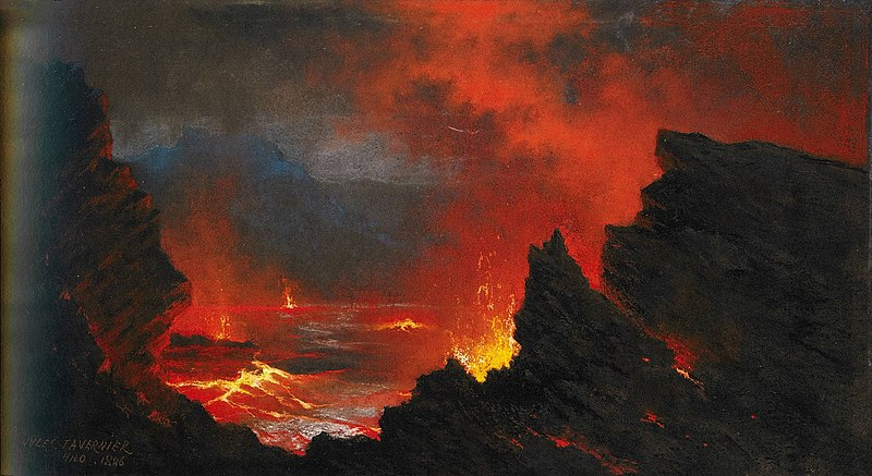 File:'Hilo' by Jules Tavernier, 1886, oil.jpg