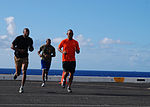 'Purple Foxes' hold Landaker 5k Run on USS Green Bay 120930-N-BB534-139.jpg