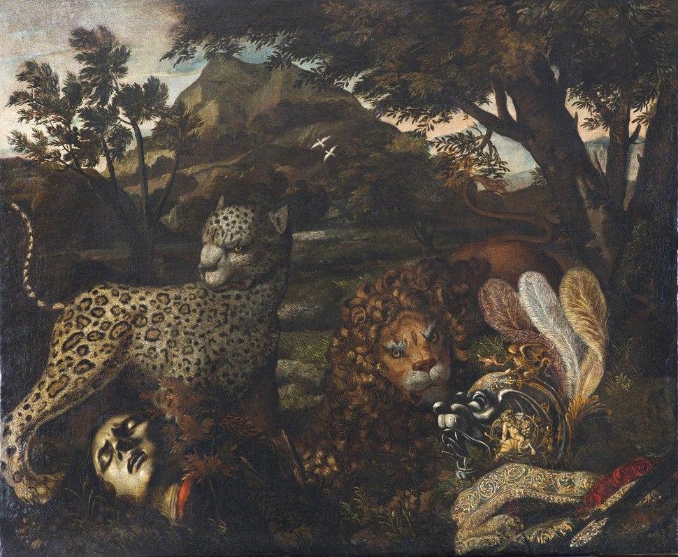 'The Kingdom of Sorceress Circe' by Angelo Caroselli and Pseudo Caroselli
