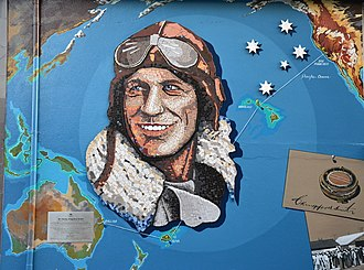 Kingsford, New South Wales - Charles Kingsford Smith Tribute, Gardeners Lane