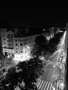 (Photography by David Adam Kess, at night in Europe) Spain, Madrid, España.jpg