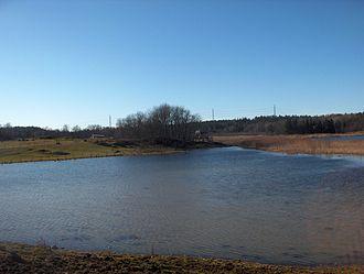 Ågestasjön - Ågestasjön in spring 2008