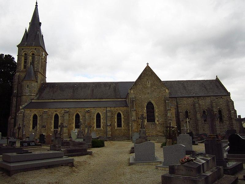 Église Notre-Dame du Vast