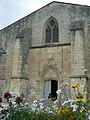 Église Saint-Gelais de Saint-Gelais-façade-renaissance.JPG