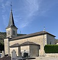 Église St Martin - Cize (FR01) - 2020-09-18 - 3.jpg