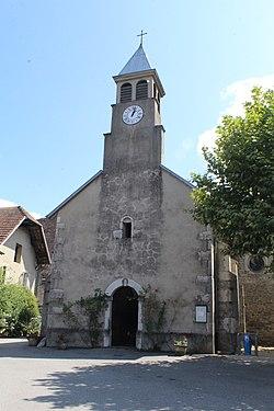 Église St Martin St Champ Chatonod 3.jpg