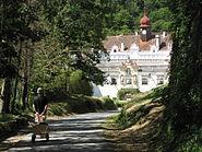 Österreich, Stubenberg am See, Schloss Herberstein, Barockgarten, 0578
