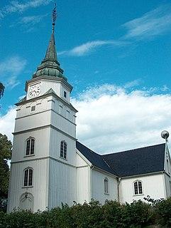Church in Porsgrunn, Norway