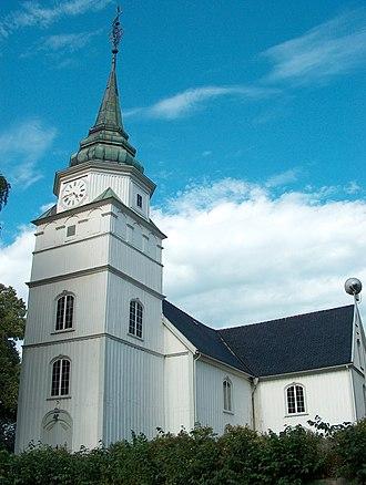 Østre Porsgrunn Church - Image: Østre Porgrunn kirke 2 (2005)