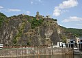 Ústí nad Labem - hrad Střekov, pohled od Z obr03.jpg