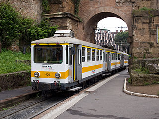 Rome–Giardinetti railway