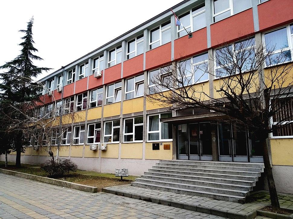 Škola primenjenih umetnosti