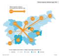 Število delovnih migrantov, ki se vozijo v osrednjeslovensko regijo, 2014.png