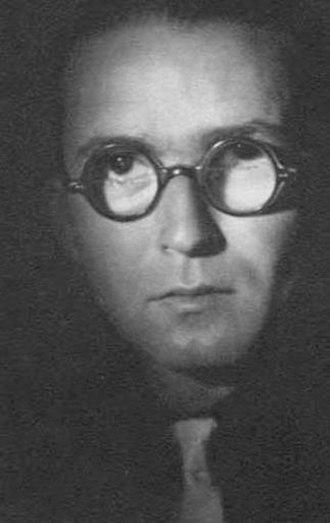 Ștefan Baciu - Baciu ca. 1940