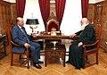 Συνάντηση ΥΦΥΠΕΞ Κ. Τσιάρα με Αρχιεπίσκοπο Αθηνών κ. Ιερώνυμο (7725889996).jpg