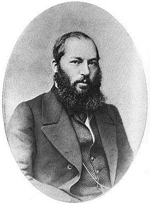Afanasy Fet - Afanasy Fet in 1860