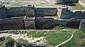 Башти та рів Гарнізонного двору Аккерманської фортеці - вид з БПЛА.jpg