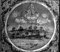 """Бог Саваот създава света от иконостаса на """"Възнесение Христово"""" в Чипровци.jpg"""