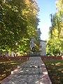 Братська могила радянських воїнів, село Малиничі,.jpg