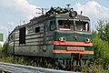 ВЛ10-999, Россия, Ленинградская область, станция Волховстрой-I (Trainpix 121408).jpg