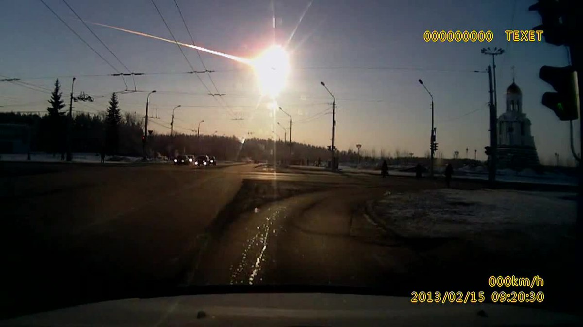 asteroid that hit russia 2017 - photo #19