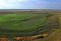 Вид с обрыва на речку Малая Хобда - panoramio.jpg